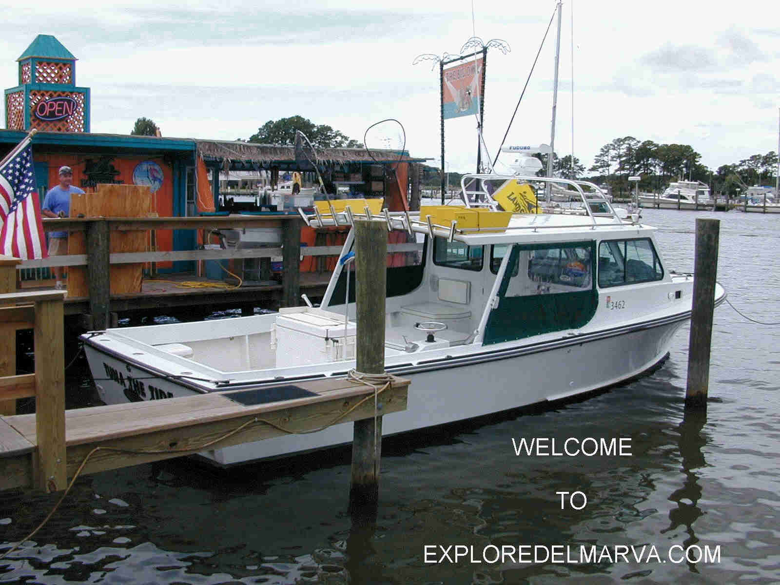 Explore Delmarva - Tuna The Tide Charter Sevice - photo#1